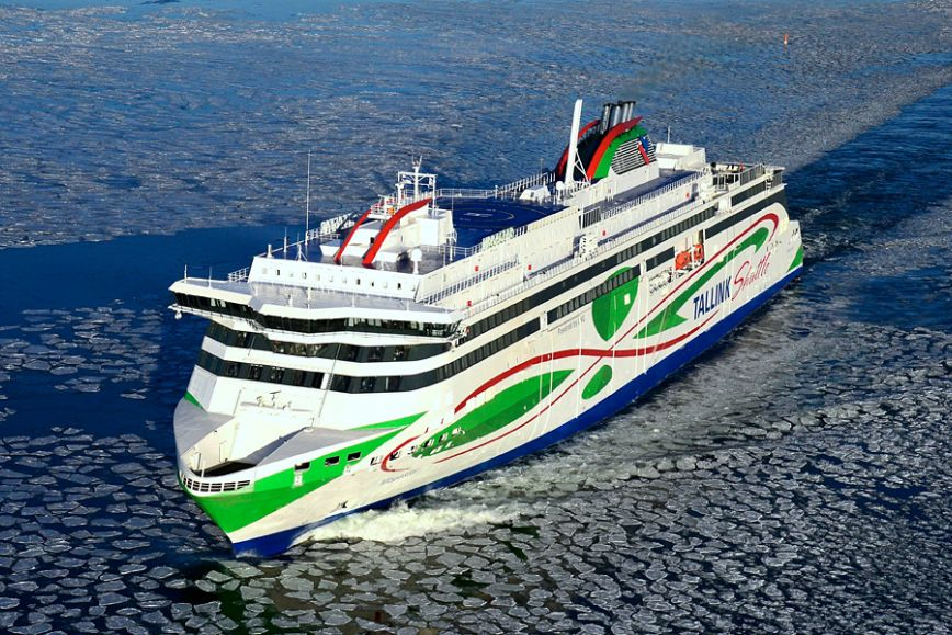 Tallink Grupp's ship Megastar will take part in research project for autonomous ships