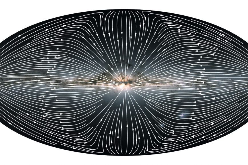 The acceleration of the Solar System is revealed in the apparent motion of the distant quasars toward the center of the Milky Way. In reality, the quasars do not have proper motion.